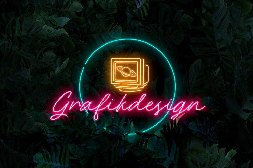 Grafkidesign Retro Neonreklame